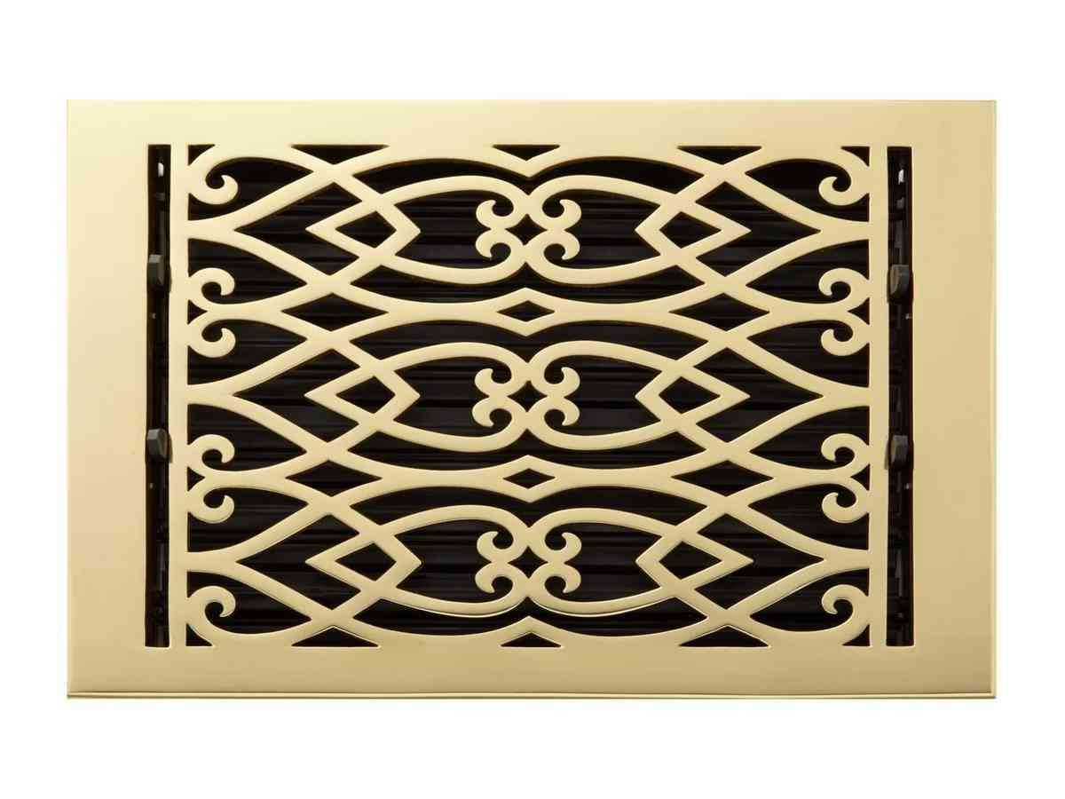 Wall Register Covers | Wall Covering | Pinterest