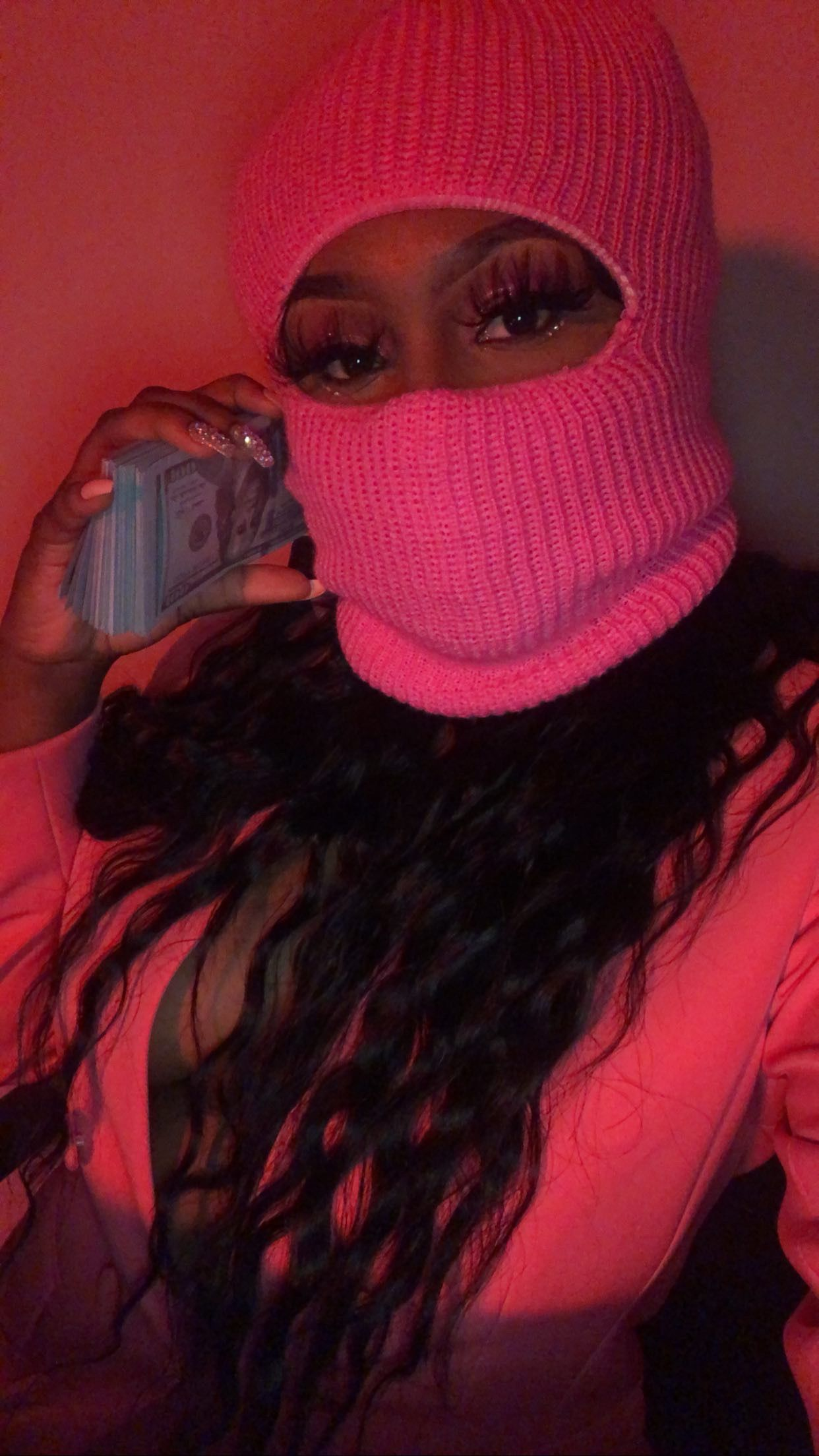 Hood Girl Wallpaper : wallpaper, Moneyy, Wallpaper,, Black, Aesthetic,, Aesthetic