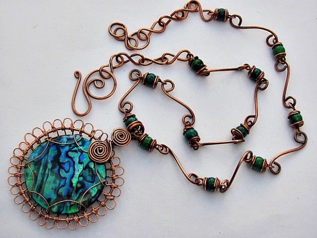 cool necklace. 20 amazing handmade jewelry ideas. handmade jewelry ...
