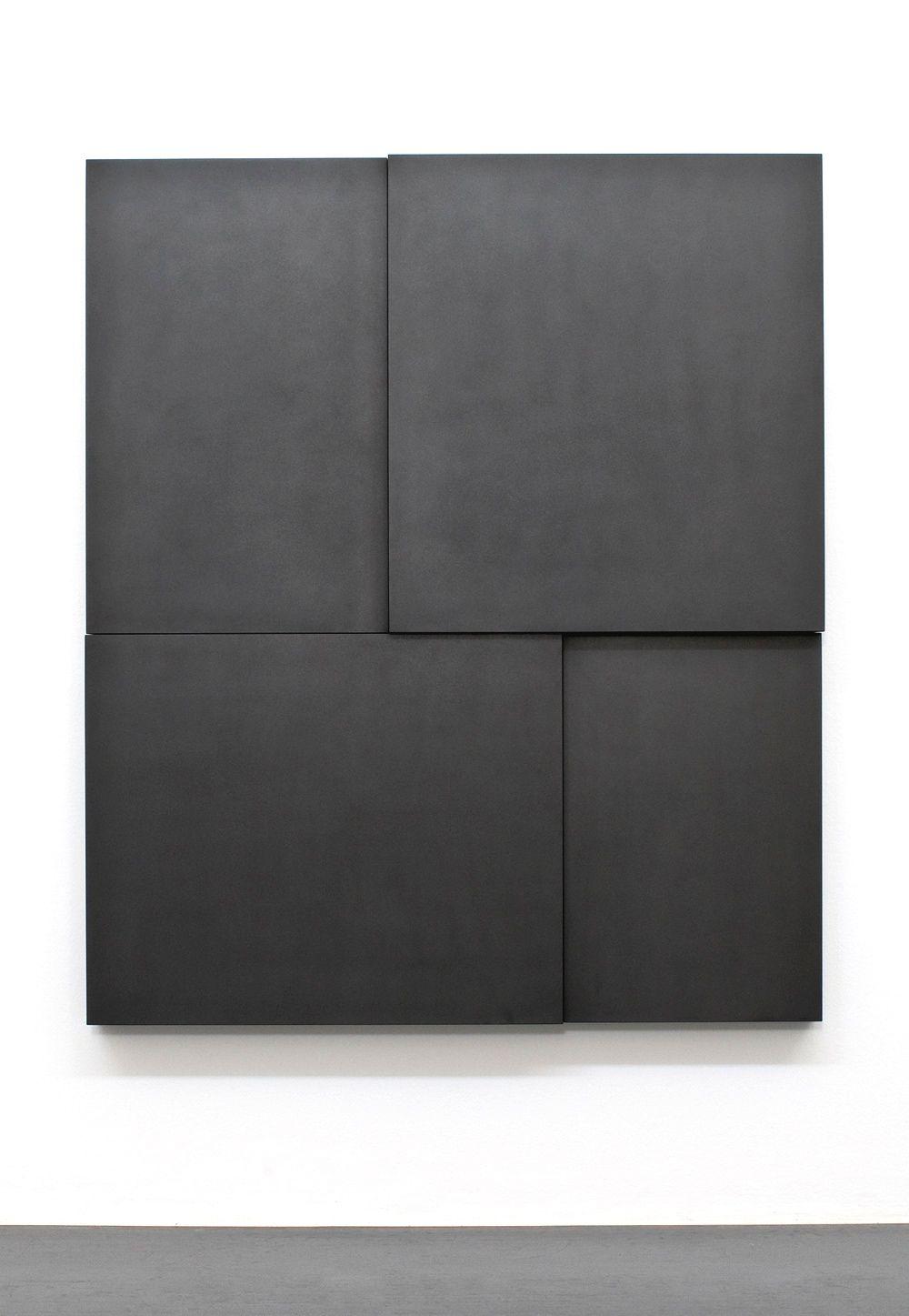 Art Hunter Julia Mangold Germany B 1966 O T 2010 018 2010 Graphite In Wax On Mdf 200 X 170 X 17 Cm Shadow Art Minimalist Art Cement Art