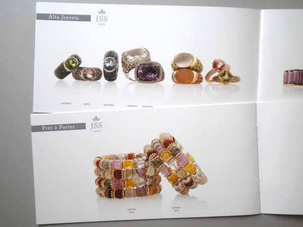 Jewelry Catalogue  Brochure Designs  Esempi Brochure