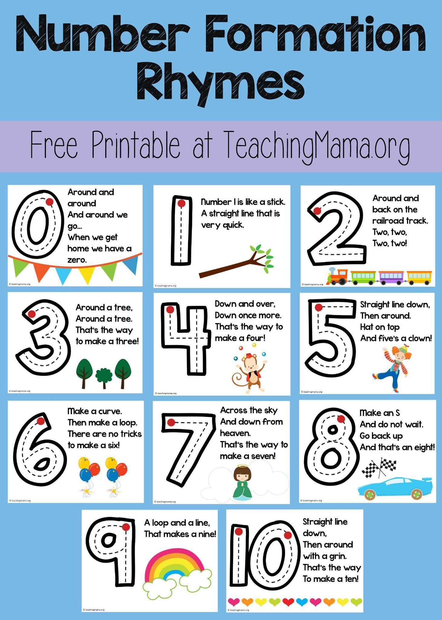35 best number 1 10 activities images on pinterest educational
