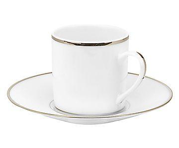 Xícara para Café com Pires Albi - 100ml