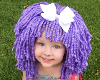 lalaloopsy wig | ... , Toddler Costumes, Hats for kids, Lalaloopsy ...