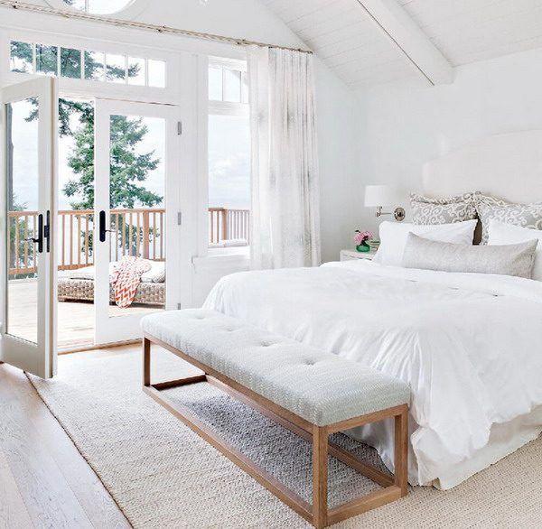 Auswahl der richtigen Bank für Schlafzimmer Tipps und
