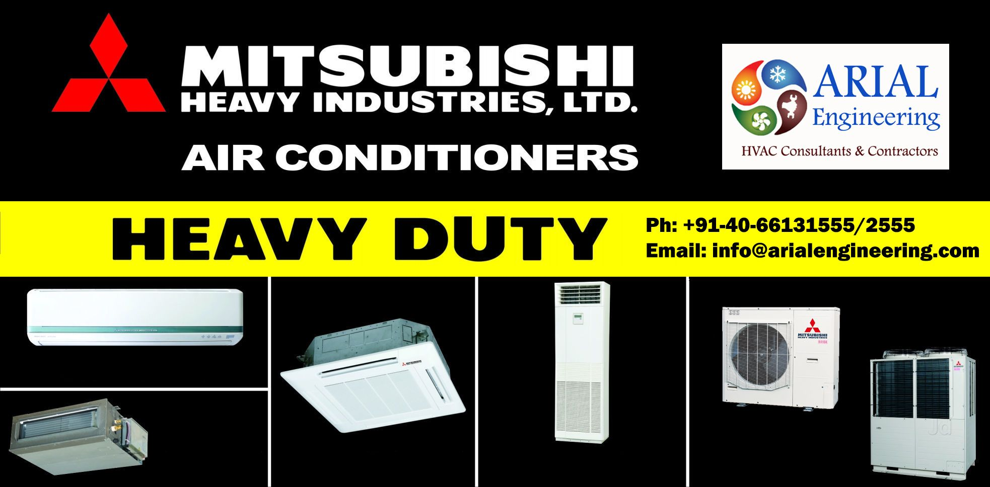 Mitsubishi Heavy Duty Airconditioning Systems... HVAC