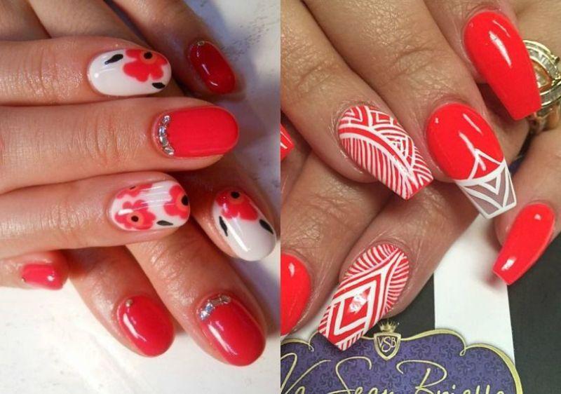 72 Modele Unghii La Moda Anul Acesta Nails Beauty și Nails