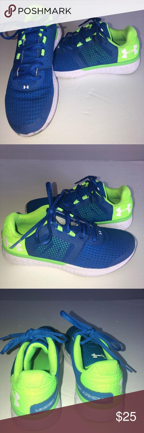 Boys tennis shoes, Under armour tennis