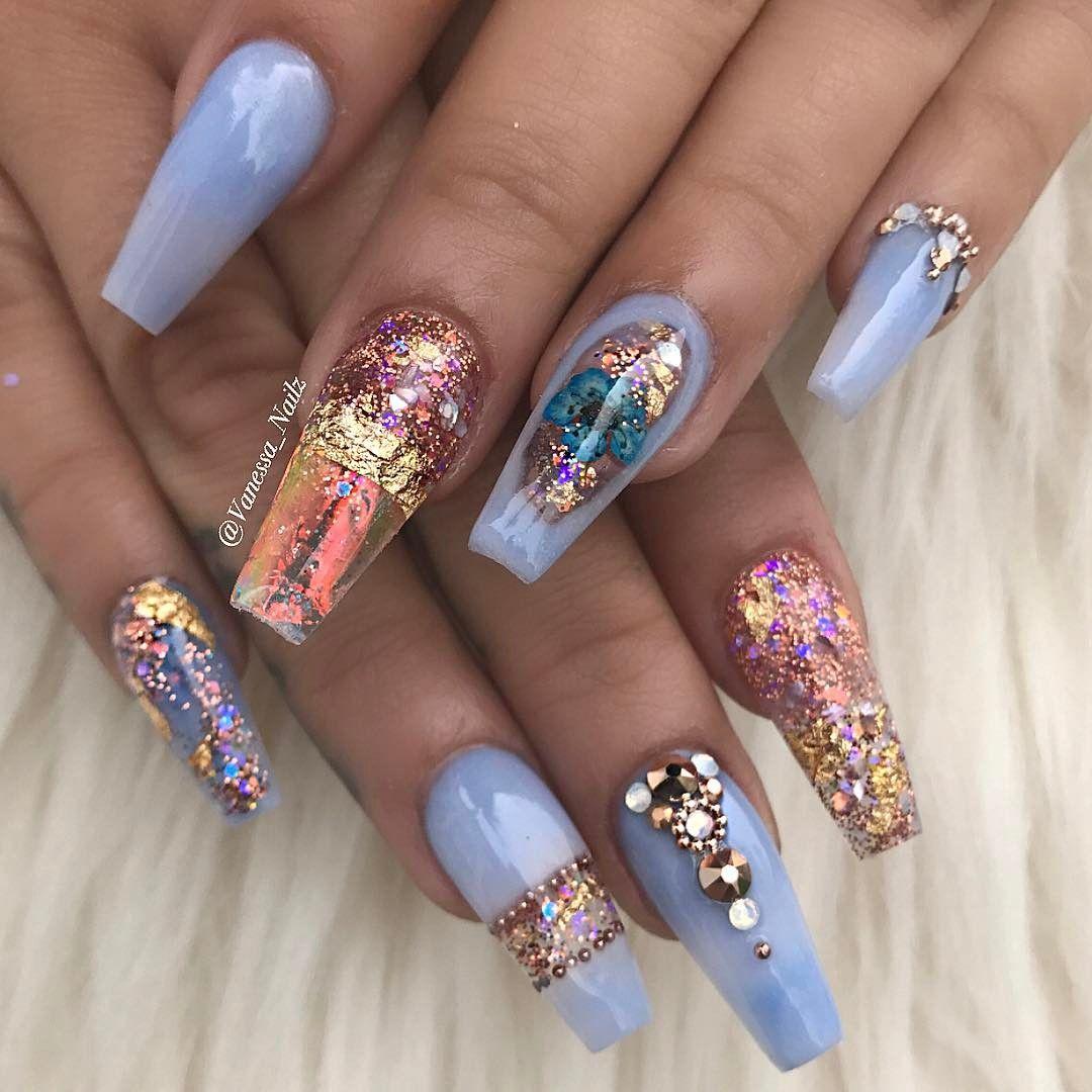 Lila\'k | Nails | Pinterest | Lilas, Diseños de uñas y Arte de uñas