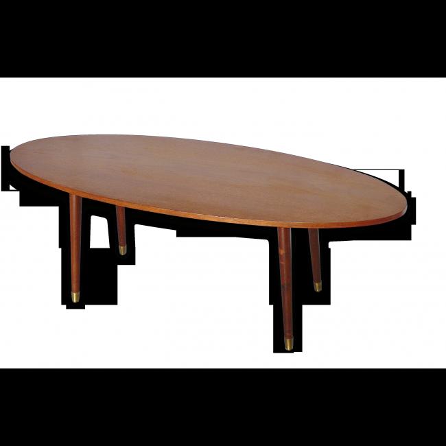 Basse Ovale Basse Table Table OvaleEt VintageDeco VintageDeco Table Ovale OvaleEt Basse N8POkn0wX