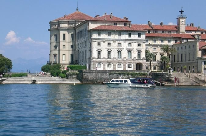 Lake Maggiore - explore Italy's great lake with your group |Isola Bella Island Tour