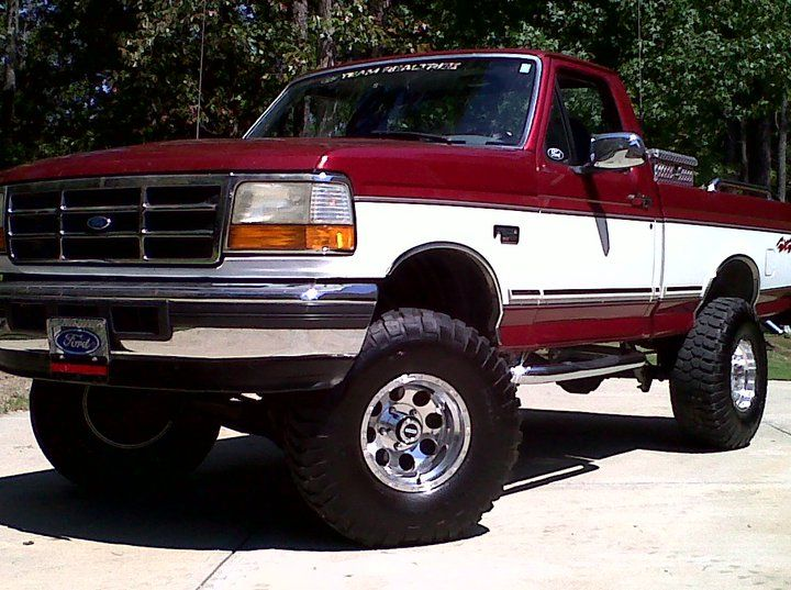 F150 Netforum My 1996 F150 1996 F150 5 0 Liter 4x4 6 Inch Lift