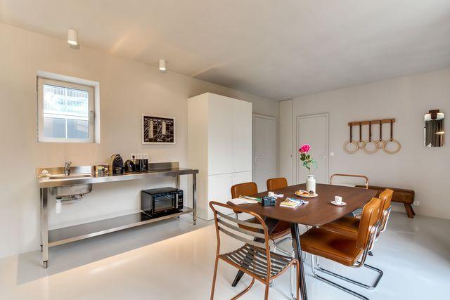 Appartement Paris 15e Un 4 Pièces Chaleureux Comme Un Loft Urbain