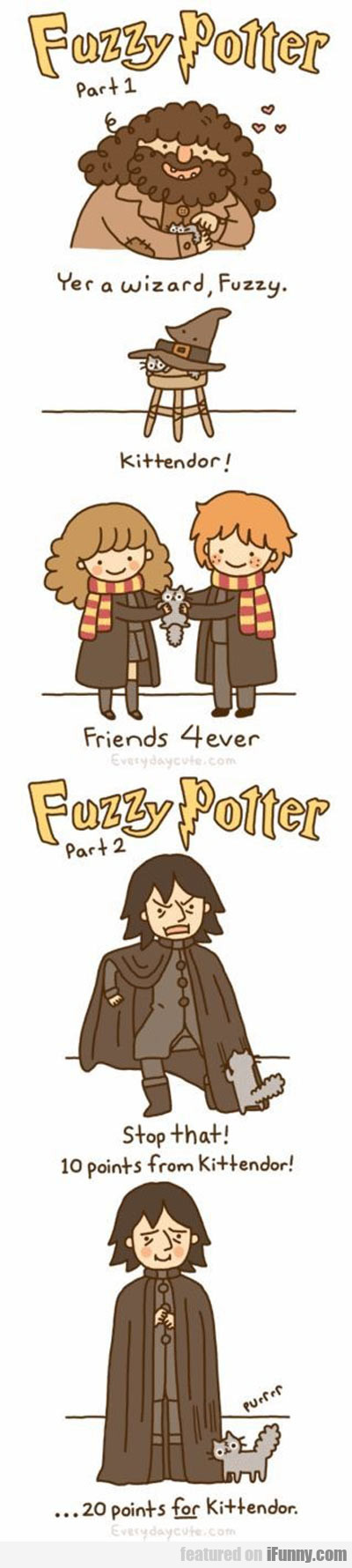 Fuzzy Potter Part 1 Harry Potter Harry Potter Memes Harry Potter Love