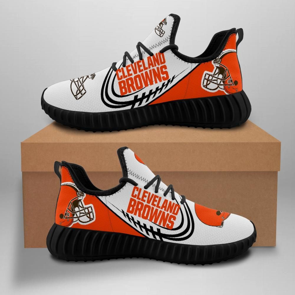 Cleveland Browns Sneakers Big Logo