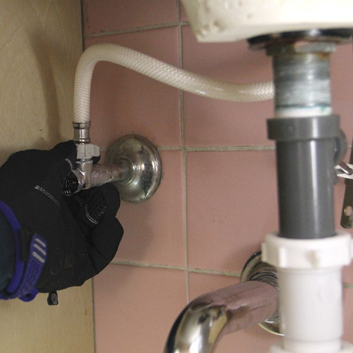 Replace A Bathroom Faucet Mobile Home Decorating Maintenance And