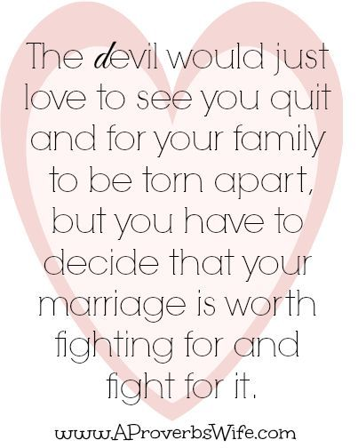 Fight for Your Marriage Quotes about strength and love