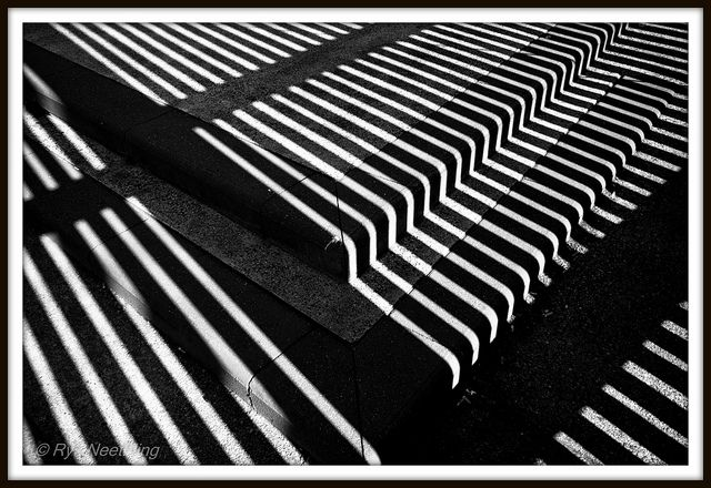Diagonal Shadows by Ryk Neethling, via Flickr