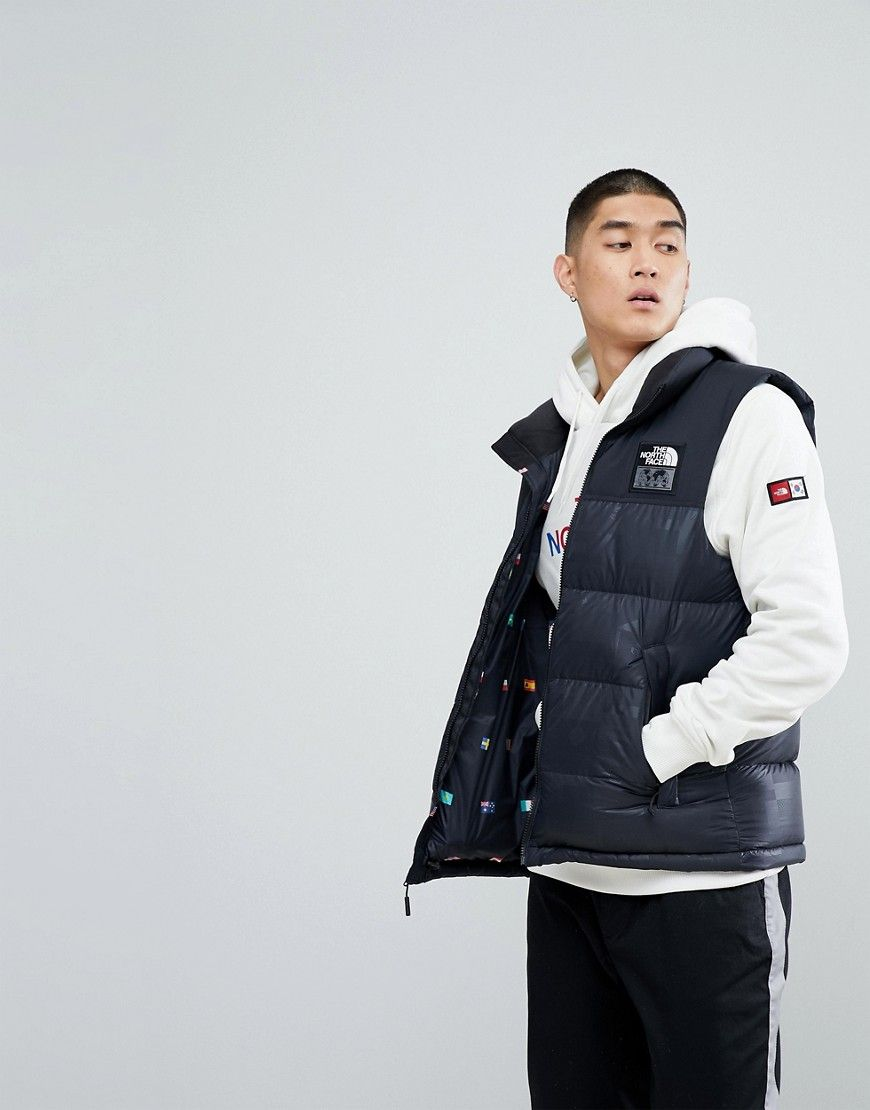 c3cb7e0b8 The North Face International Limited Capsule Nuptse Down Tank in ...