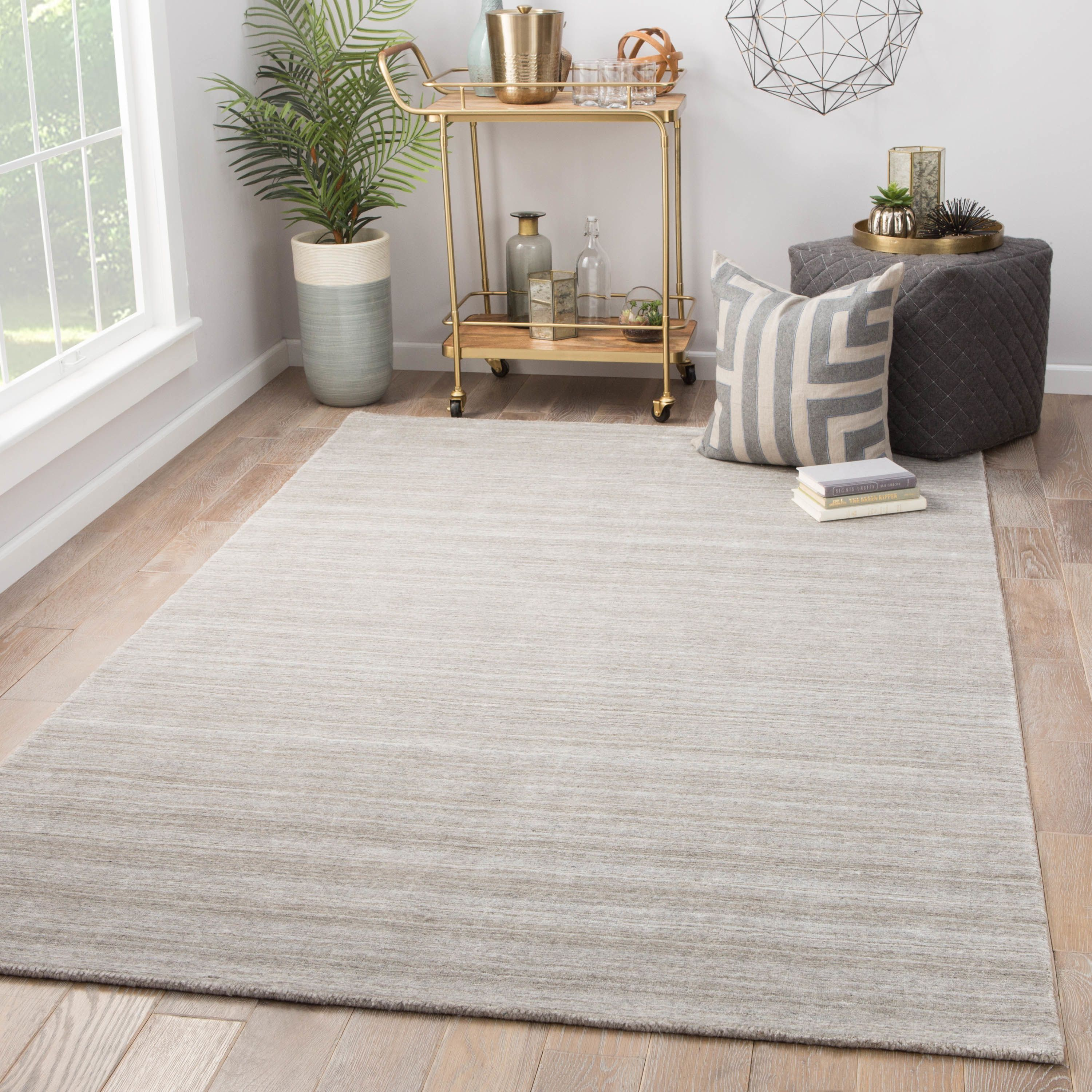 Oplyse Color Gray Silver Size 10 X 14 Area Rugs Rugs