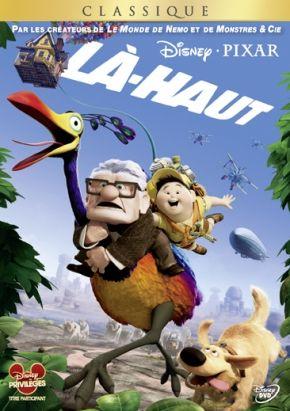 La Haut Disney Videos Collection Disney Fr La Haut Dessin Anime Film Disney Dessin Anime