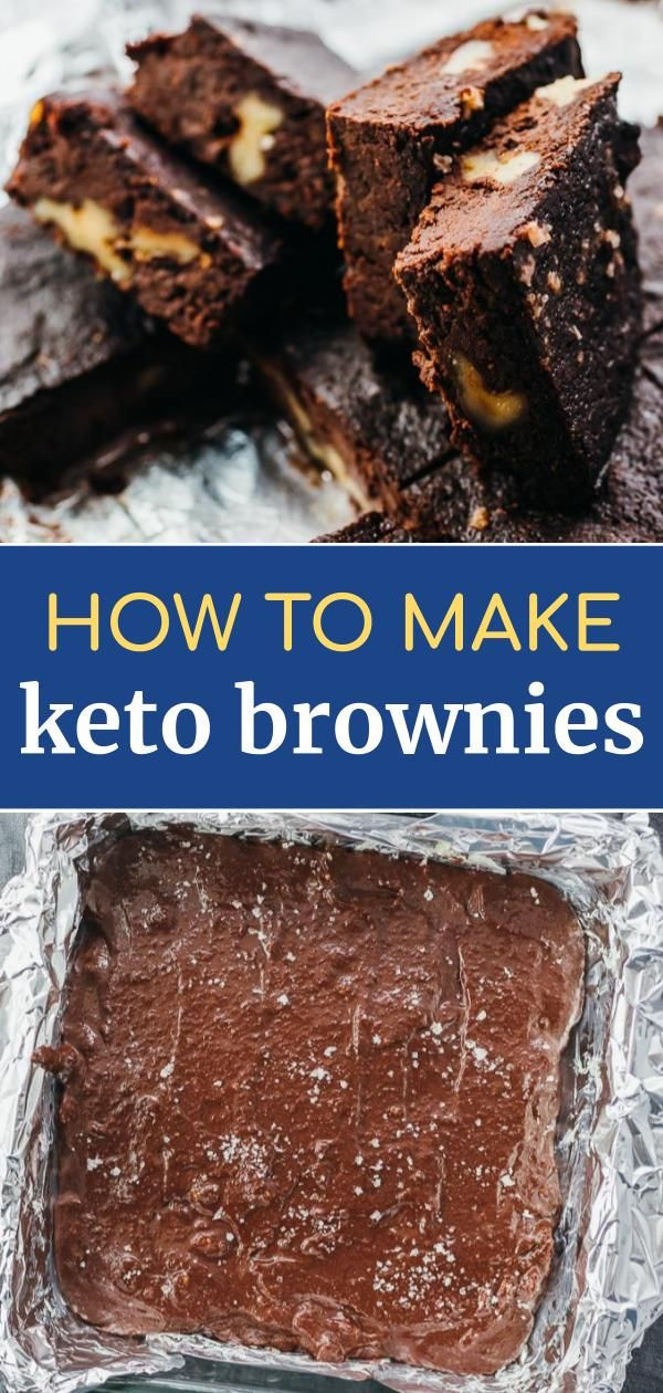 These are the best keto brownies with walnuts -- flourless, moist, and somewhere between fudgy and chewy. They're simple, quick, and easy to make using almond flour, unsweetened cocoa powder, swerve, and eggs in the batter. These treats are low carb, dairy free, paleo, whole 30, and gluten free. Click the pin to find the recipe, nutrition facts, cooking tips, & more photos! #lowcarb #keto #dessert #eggnutritionfacts