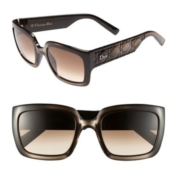 f71d26e0af98 Christian Dior Sunglasses 100% Authentic Dior Sunglasses. Model is My Dior  Special Fit - MyDior1N in the color Dove Gray Spiegal (grey ombre).