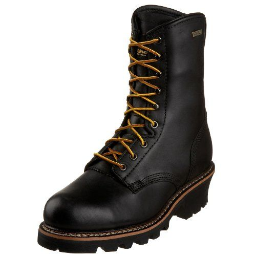 Golden Retriever Men S 9092 Waterproof Logger Mens Snow Boots