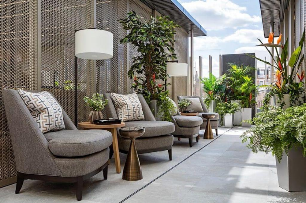 Crown Aspinalls - Mayfair, London   Outdoor furniture sets ...