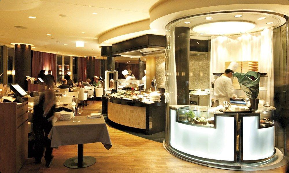 DO & CO Hotel Vienna | Restaurant im Haas Haus Stephansplatz