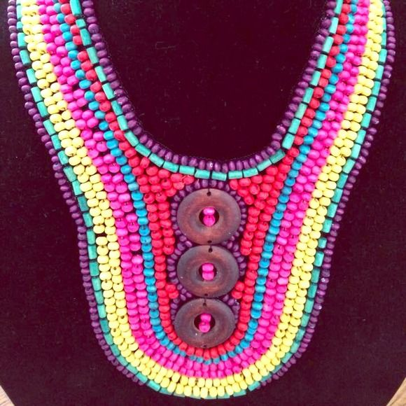 Collar de chaquira Incredible bead necklace Desigual Jewelry