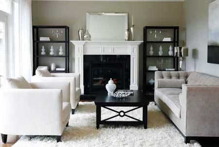 Living rooms   Benjamin Moore   Revere Pewter   grey gray   living rooms   Benjamin Moore   Revere Pewter   grey gray fireplace gray  tufted sofa white. Benjamin Moore Revere Pewter Living Room. Home Design Ideas