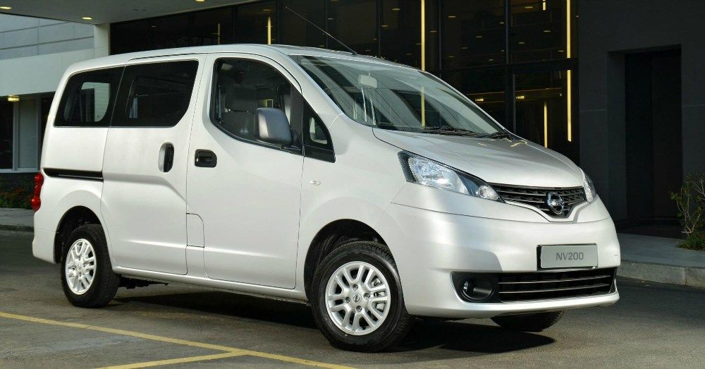 2017 Nissan NV 200 The Home Based Business Work Van
