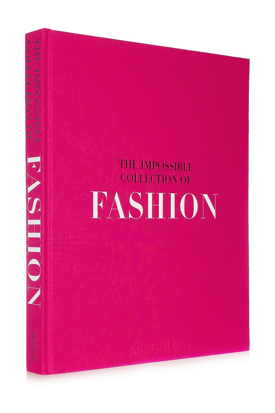 Assouline The Impossible Collection Of Fashion By Valerie Steele