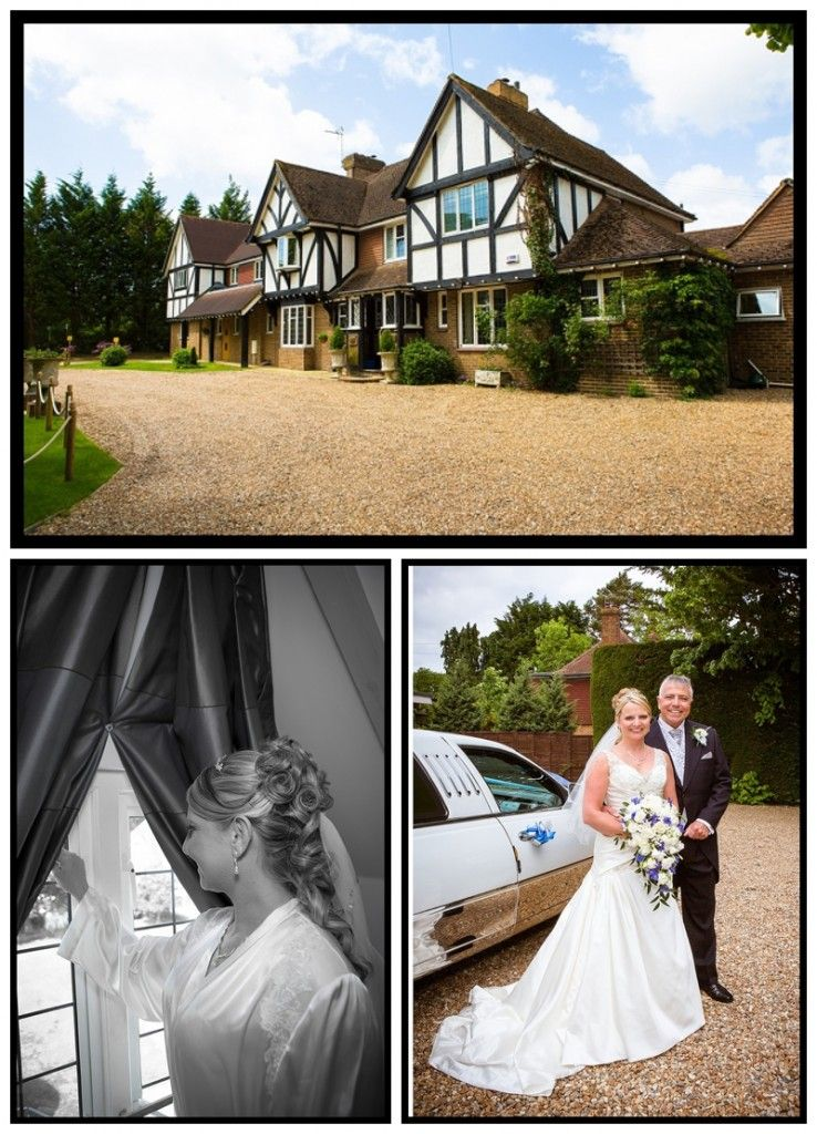 Wedding at The Little Silver Country Hotel , Tenterden ...