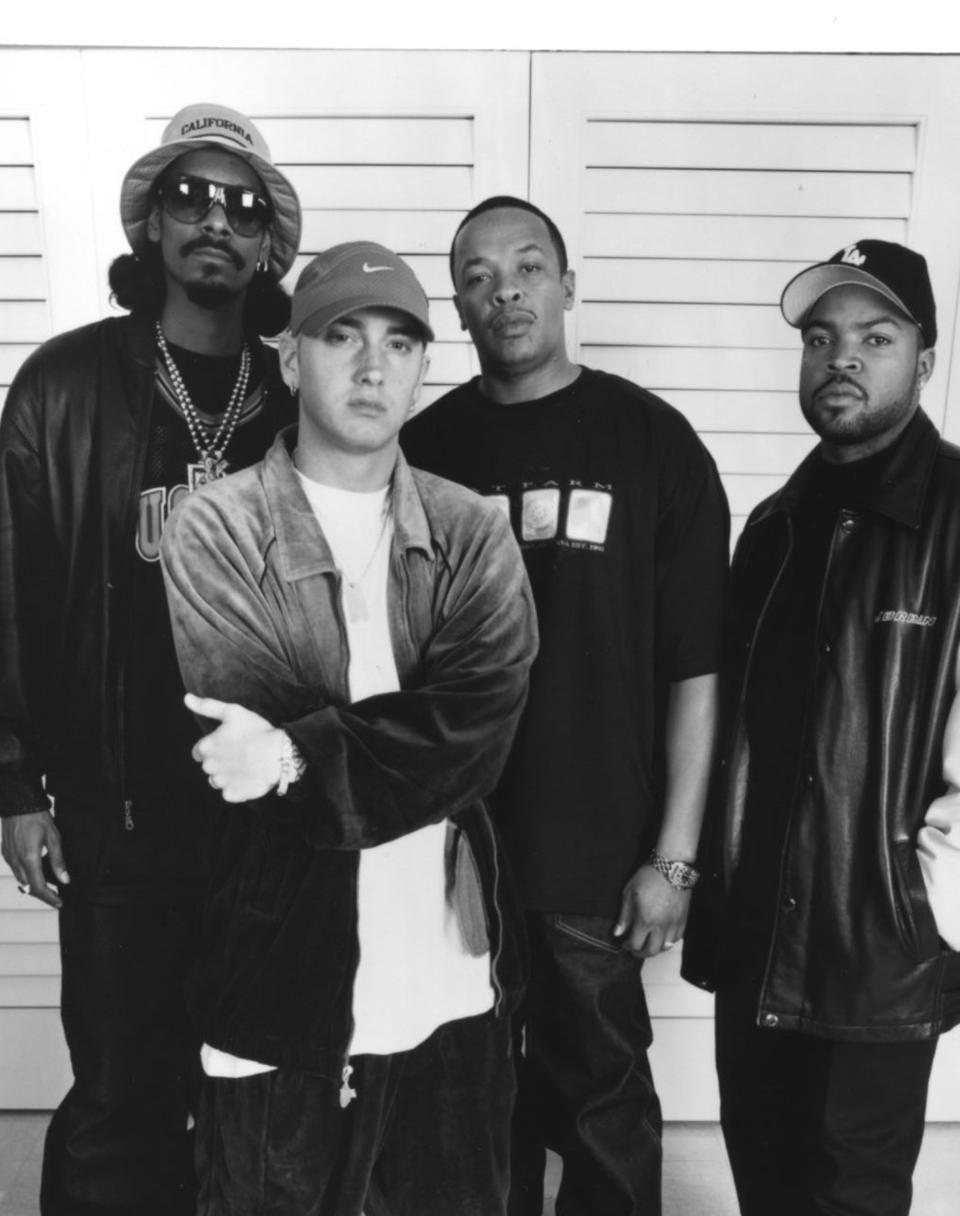 sito web professionale prezzo incredibile buono sconto Snoop Dogg, Eminem, Dr.Dre and Ice Cube | Swag Captured ...