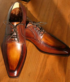 Paolo Scafora Make Some Of The Best Handmade Shoes In Italy