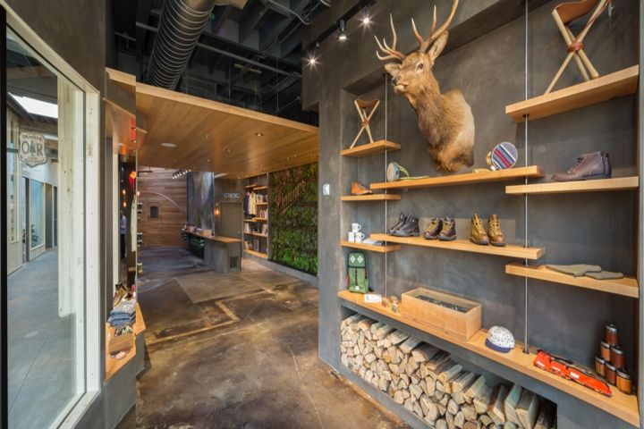 Danner Lifestyle Concept Store Portland Oregon Fashion