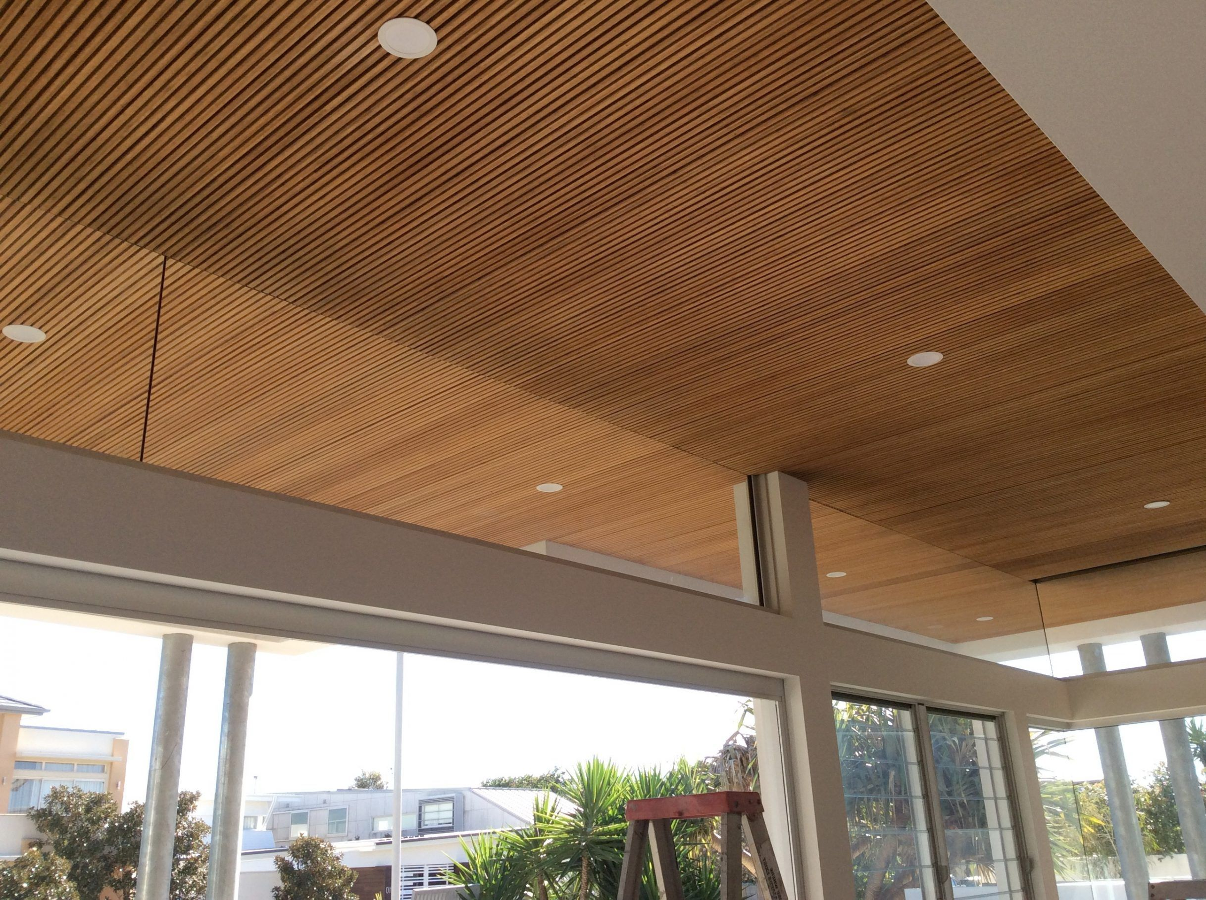 Our Bamboo Curved Cladding For Indoor Outdoor Ceilings Bamboo Ceiling Ceiling Cladding Cladding