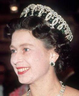 Tiara Mania: Vladimir Tiara worn by Queen Elizabeth II of the United Kingdom
