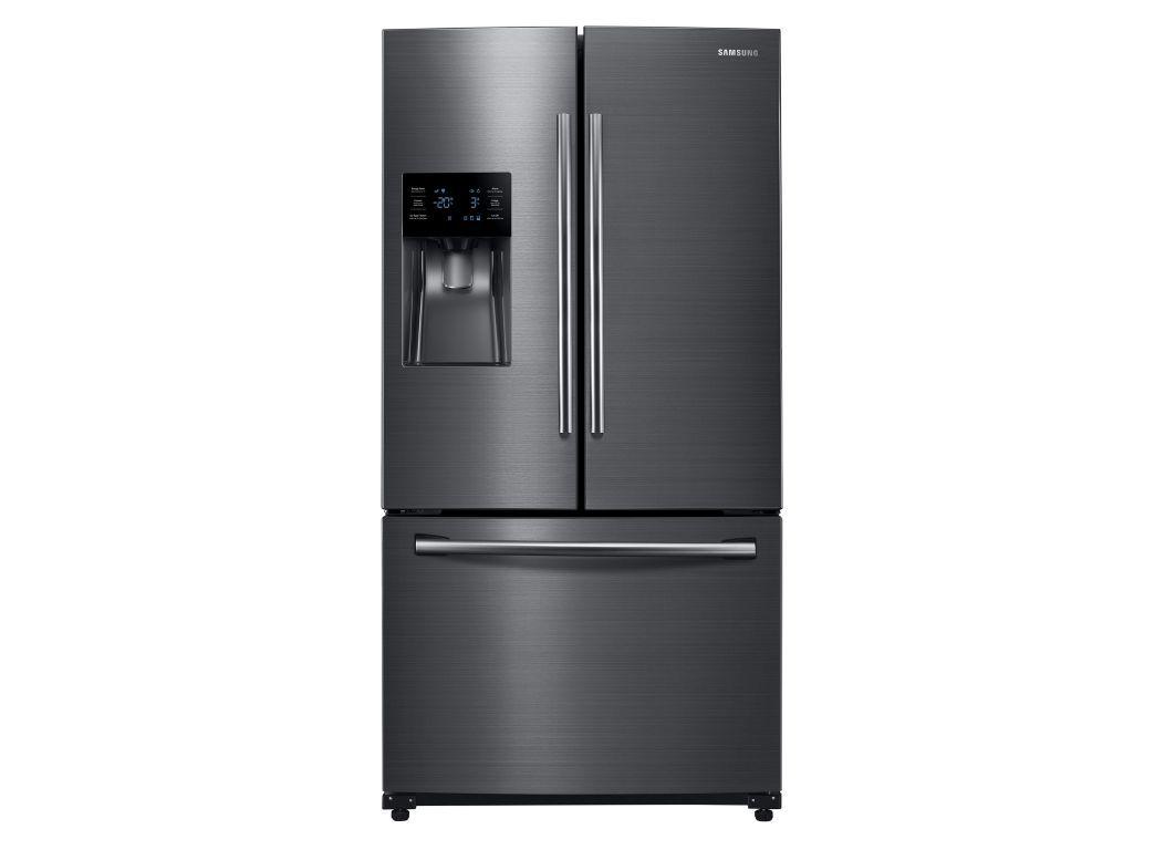 Samsung Rf263teaesg Refrigerator Consumer Reports French Door Refrigerator Samsung Refrigerator French Door Samsung Black Stainless