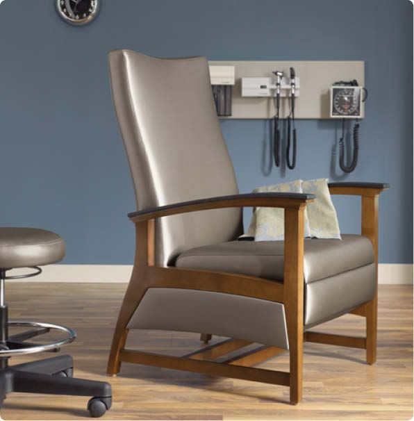 Residential Office Furniture: The #OrchestraMini #Recliner From #Carolina By @OFS Brands