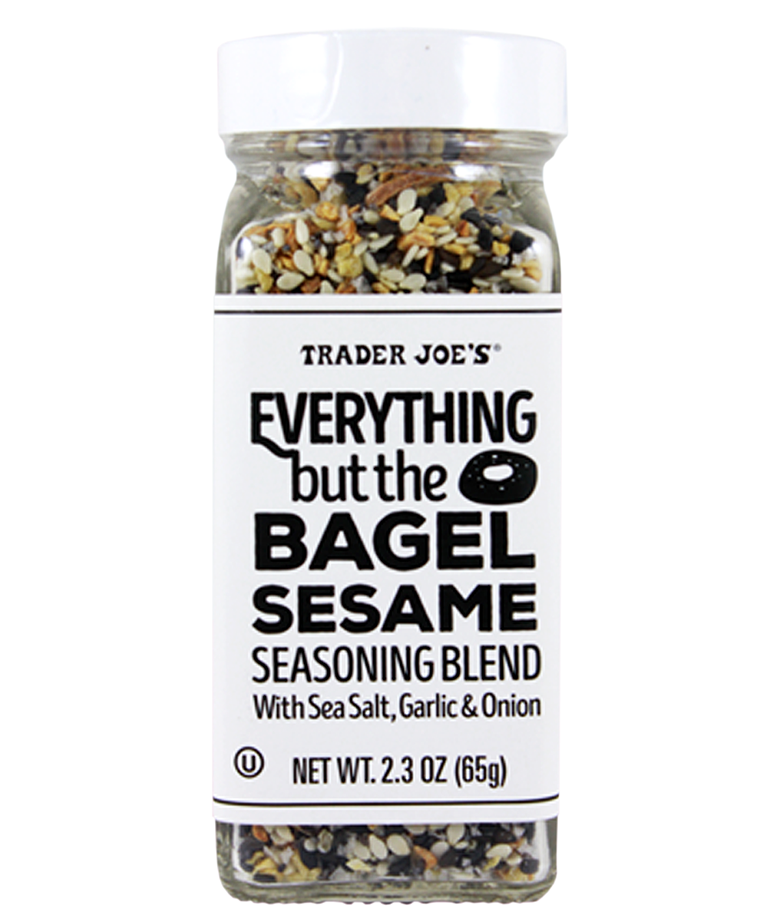 Image result for trader joe's nothing but the bagel