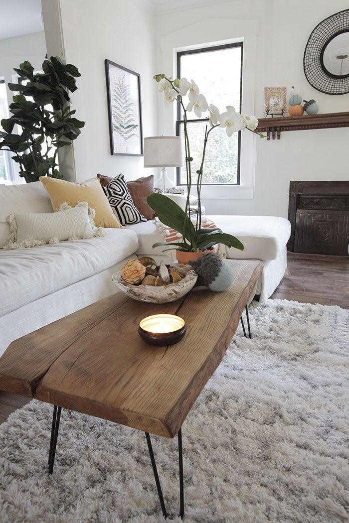 Photo of Fall Home Tour with Shaw Floors