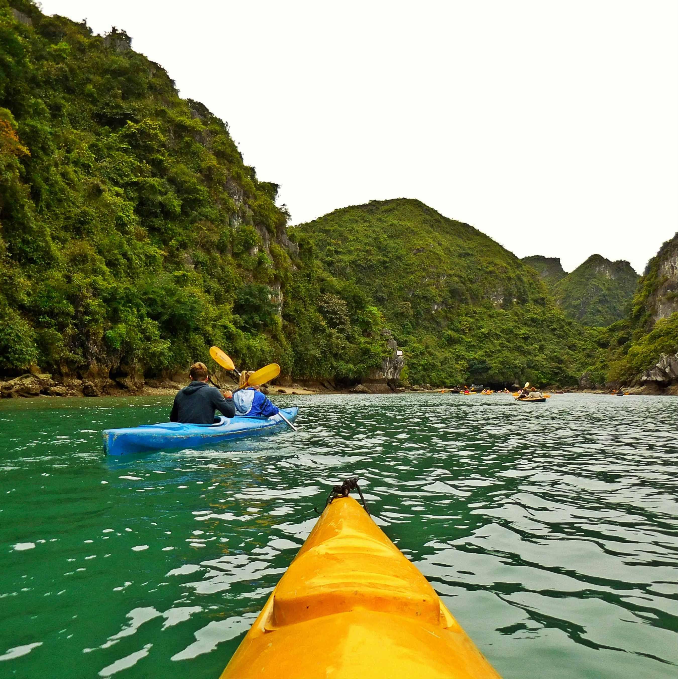 Halong Bay On A Budget: Do A Cat Ba Island Tour