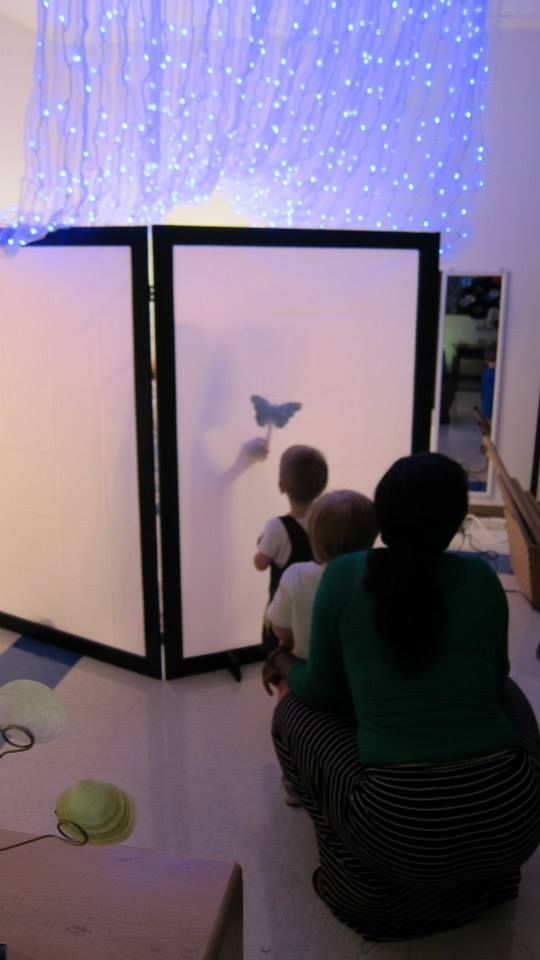 Light and shadow studio - Peachtree Presbyterian Preschool ≈≈