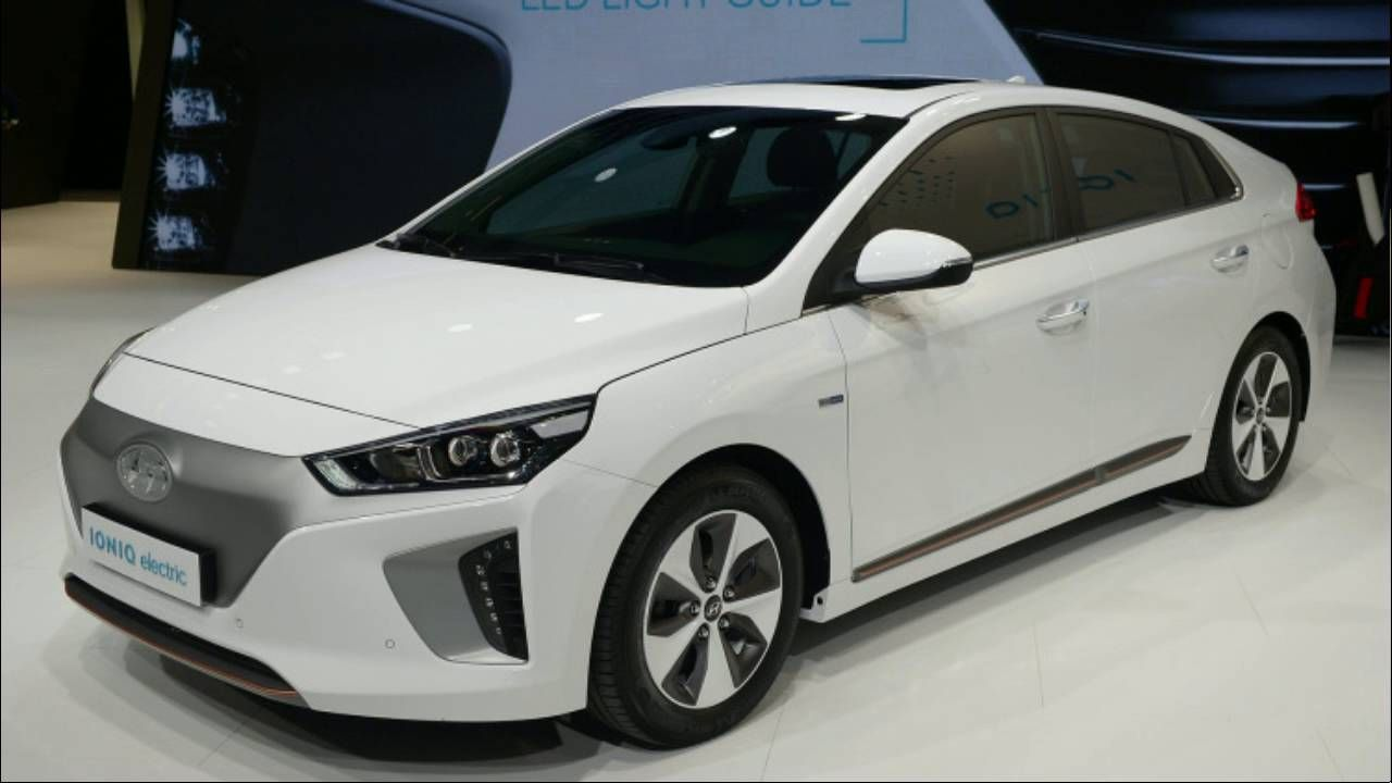 2017 hyundai ioniq hyundai electric car hyundai car