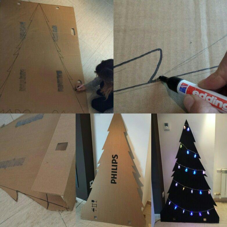 my little projects:) arbol de navidad