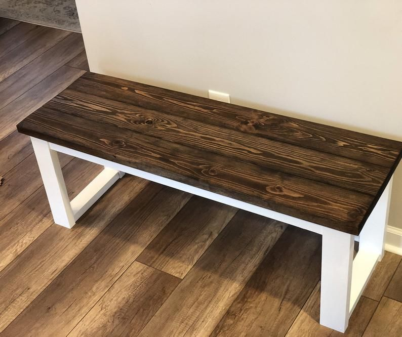 Bench In 2020 Diy Wood Bench Woodworking Bench Plans Diy Furniture