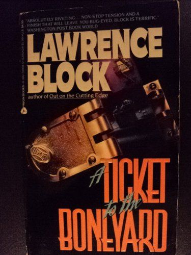 a ticket to the boneyard block lawrence
